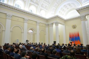 Встреча Президента
